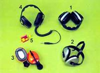 Skyddsutrusning för öron