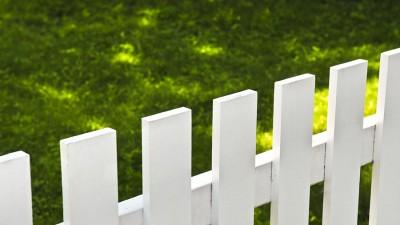Bygg ett staket med spjälor