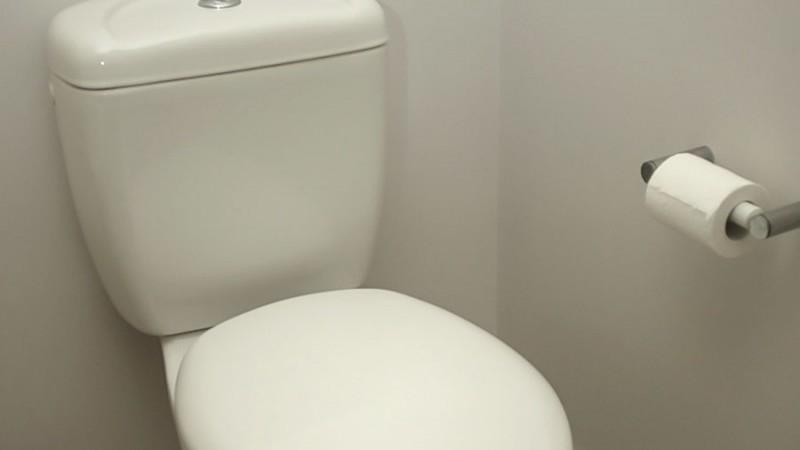 Om wc-spolningen krånglar
