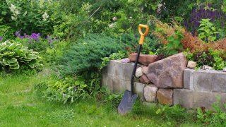 Trädgårdsredskap och trädgårdens basredskap