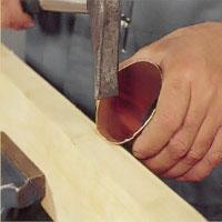 Uppkragning görs bland annat på bägare och skålar.