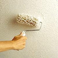 Spackel till väggar och tak inomhus