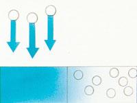 Alkydfärg torkar med hjälp av syret i luften