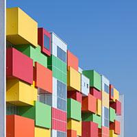 Djärva färgsättningar kan fordra bygglov