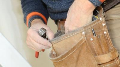 Lådor – väskor och bälten för verktyg