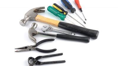 Ett fungerande verktygsförråd