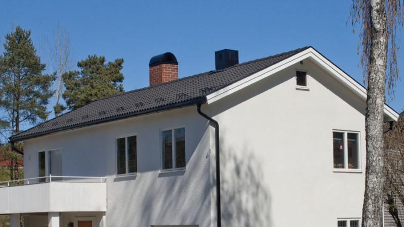Våra vanligaste taktyper (takformer)