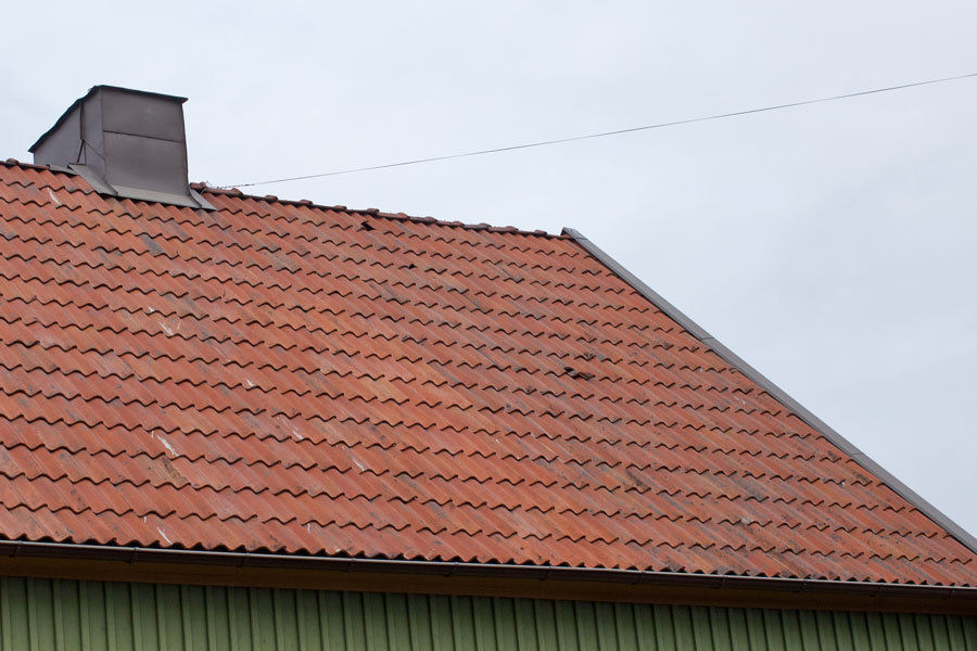 vad kostar det att byta tak
