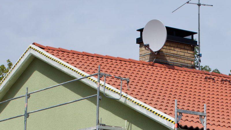 Verktyg och hjälpmedel vid takrenovering