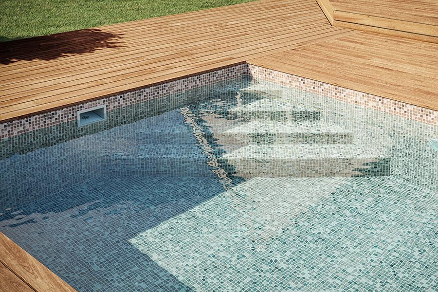 Pool som sparar energi och pengar