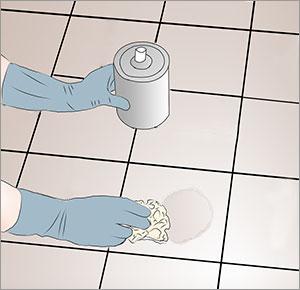 rengöring med klinkerolja
