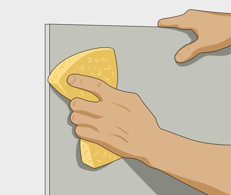 Måla om köksluckor. bild 2