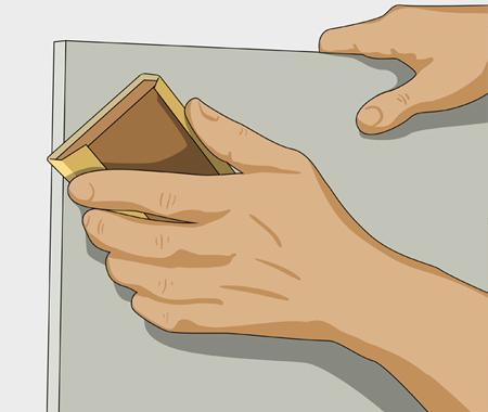 Måla om köksluckor. bild 4