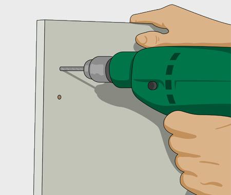 Måla om köksluckor. bild 5
