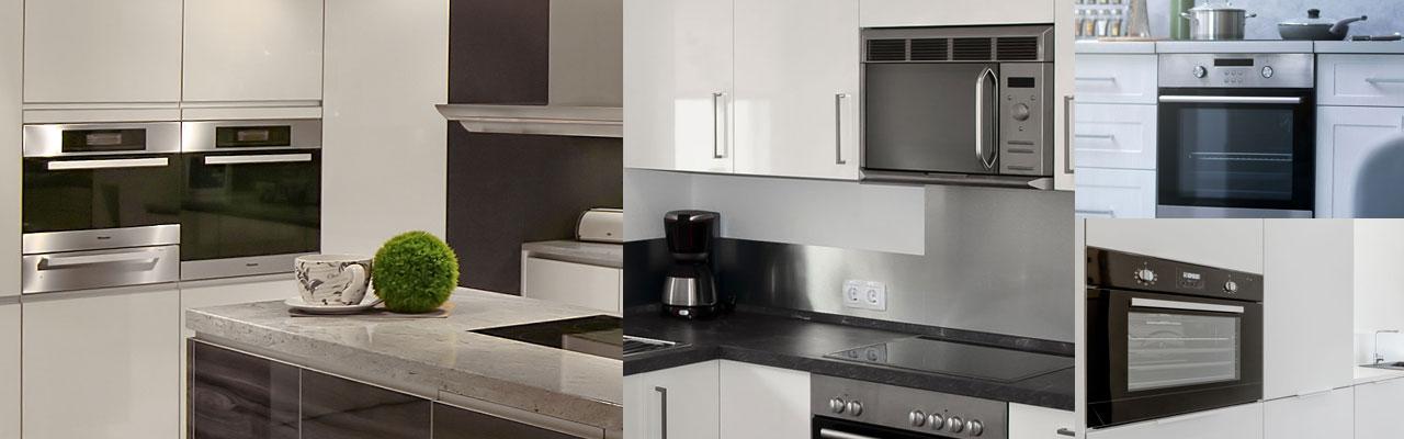 Om ugn och mikro i kök