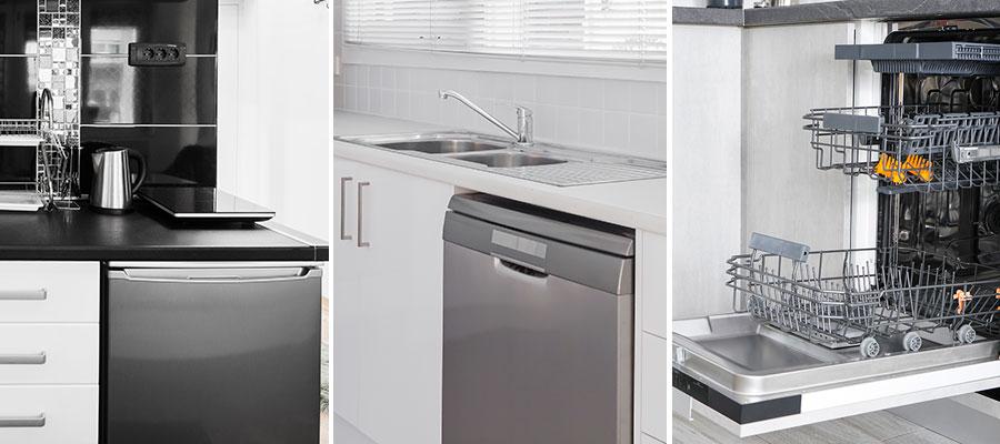 Diskmaskiner i kök