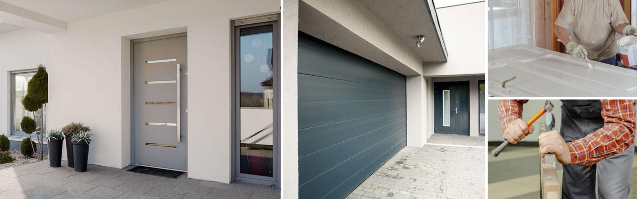 Dörrar och garageportar
