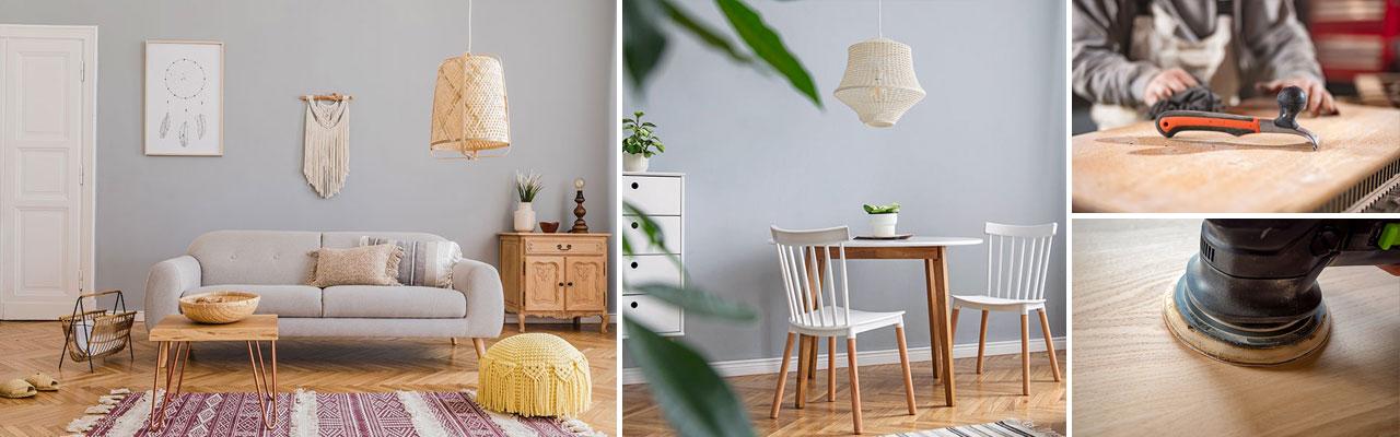 Möbelrenovering och tips när du ska renovera möbler