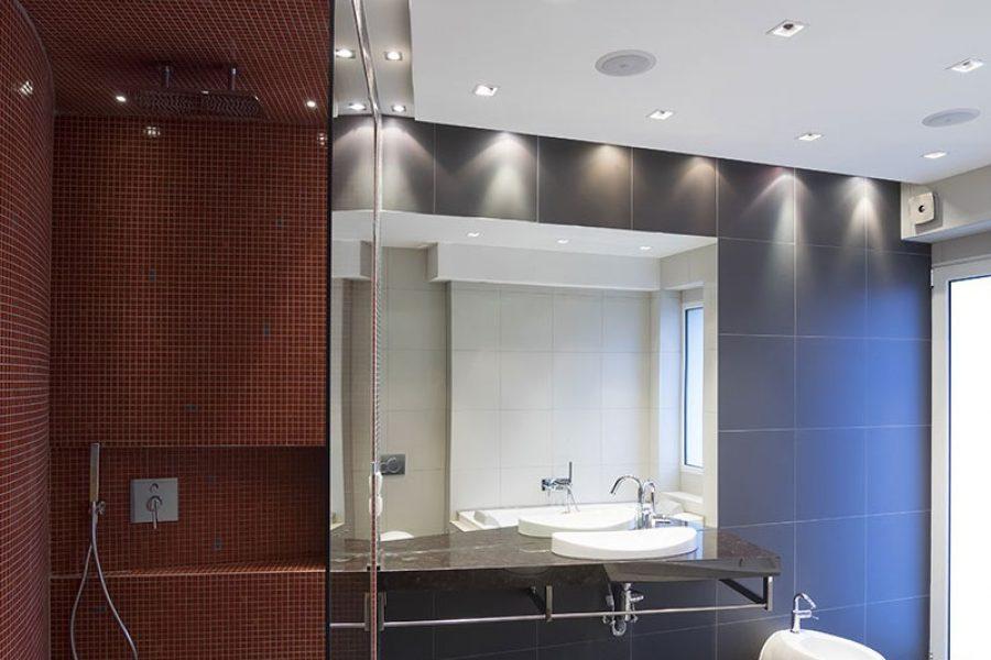 Populära Välj rätt badrumsbelysning - Tips om belysning för badrum WR-02