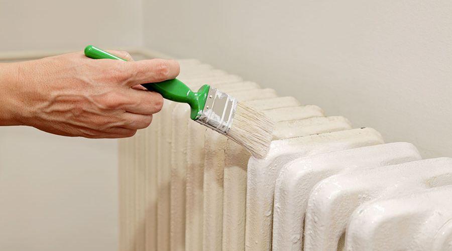 Måla om målade väggar inomhus - Så här gör du  1579c2320516d